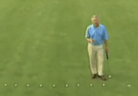 Golf Putting Drill:  Unlimited Putting Confidence With the Balls in a Line Putting Drill