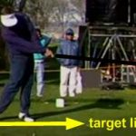 Golf Swing Drill:  Quickly Conquer the Golf Swing Release by Throwing a Stick Underhand