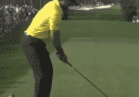 Jason Day Left side of tee box for his tee shot