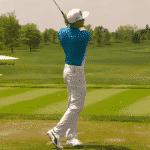 Golf Swing Drill:  Use a Narrow Golf Stance Width Hack for Sweet Balance and Rhythm