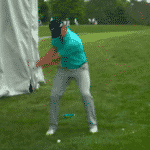 Golf Chipping Lesson:  Practice Chipping From True Lies Like Jordan Spieth