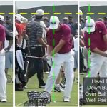 Golf Swing Video:  Learn to Hit Down From Hunter Mahan