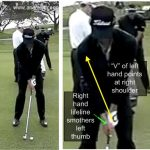 Golf Swing Tip:  Master the Proper Right Hand Grip to Improve Your Swing Like Adam Scott
