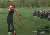 brooks koepka golf swing finish